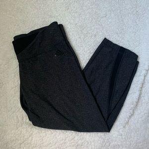 GUC! Adidas Climalite crop leggings